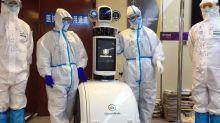 El hospital de coronavirus atendido solo por robots