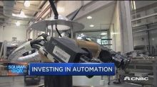 This ETF makes money in robots