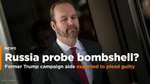 Former Trump campaign aide pleads guilty in Russia probe