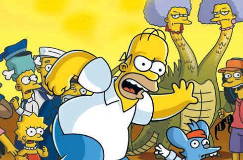 The Simpsons Game: Glancing a mainstream review