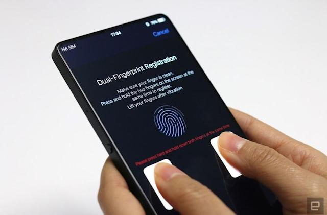 The chaos of unlocking your phone in 2018
