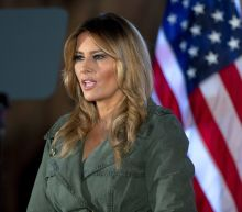 Melania Trump slams Biden, Dems in first solo campaign stop