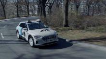 Aeva signs sensor deal with Audi's self-driving unit