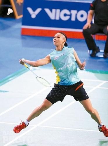 南韓超羽賽╱王子與球后都晉級