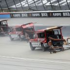 Postponed yet again: NASCAR Cup Series race at Texas pushed to Wednesday