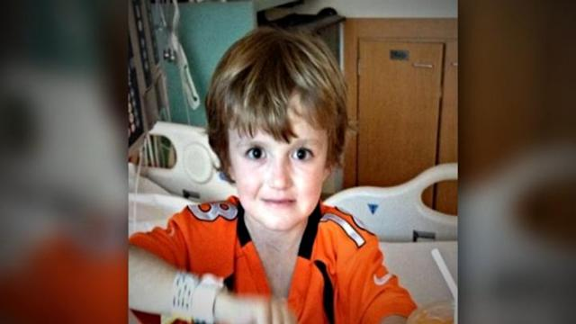 Young Cancer Patient's Parents Turn to Facebook to Save Son