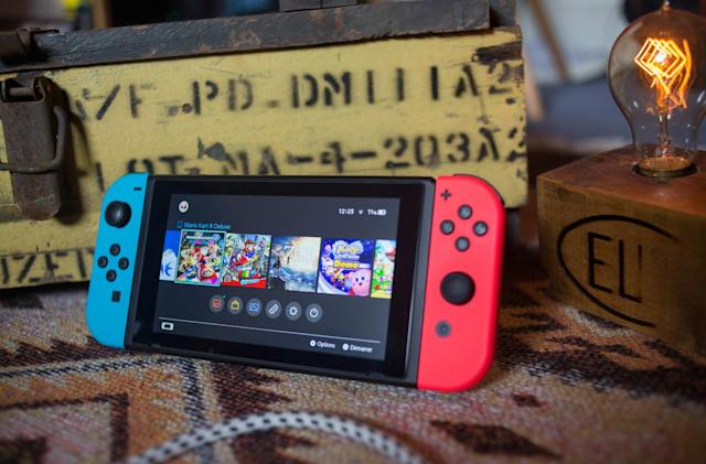 Nintendo Switch outsold every other console in the US last year