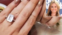 Amanda Bynes Announces She's Engaged to the 'Love of My Life' as She Shows Off Large Ring