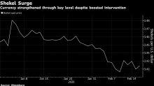 Goldman Among Dissenters on Israeli Rates as Price Declines Near