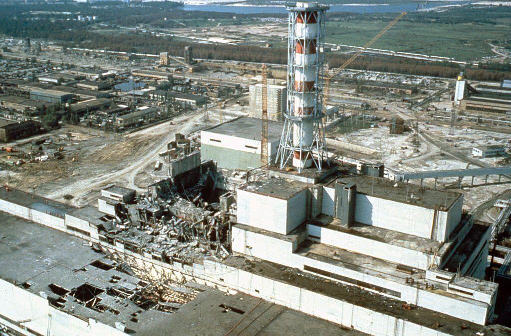 Katastrophe Von Tschernobyl
