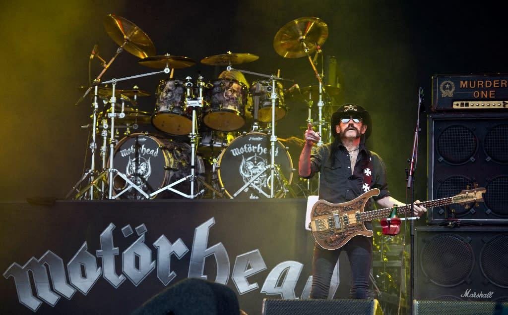Motorhead drummer 'Philthy Animal' dead at 61