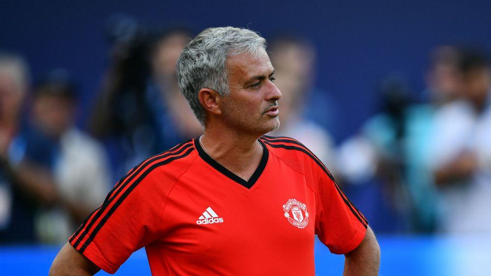 Manchester United squad Mourinho's favourite ever