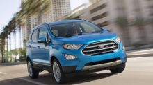 Pay Zero Downpayment for a Brand-New Ford EcoSport and Ford Everest!
