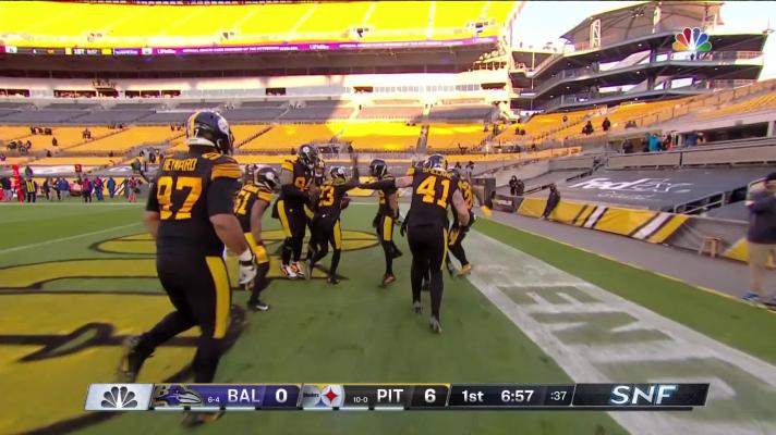 Steelers' best defensive plays in win over Ravens | Week 12