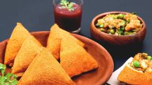 Have you heard of a chocolate samosa? Samosa Singh has many more flavours to offer