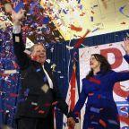 Roy Moore loses to Doug Jones in humiliating Senate result for Donald Trump