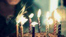 Girl, three, has creepy birthday party inspired by horror film The Nun