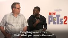 Kevin Hart on parenting message in new film: It's the letting go factor