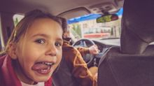 Parents find driving with children distracting, here's how to be car safe