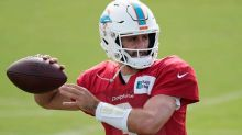 With two years of guaranteed pay left, Josh Rosen opted for a shot at stability