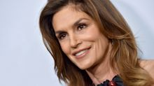 It only takes Cindy Crawford 5 minutes to do her makeup — and she uses this $50 blush