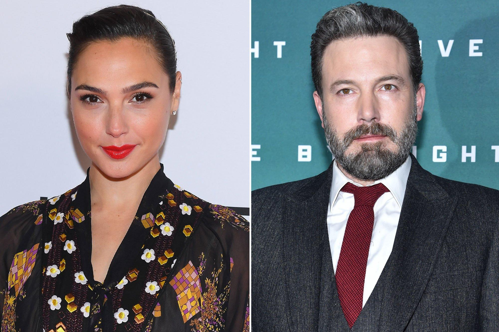 Snyders Model A >> Gal Gadot And Ben Affleck Join Calls To Release The Snyder