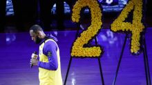 Lakers Pay Emotional Tribute to Kobe Bryant with LeBron James, Usher and Boyz II Men