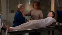 Jennifer Lopez and Jack meet again on 'Will & Grace,' this time he's a corpse
