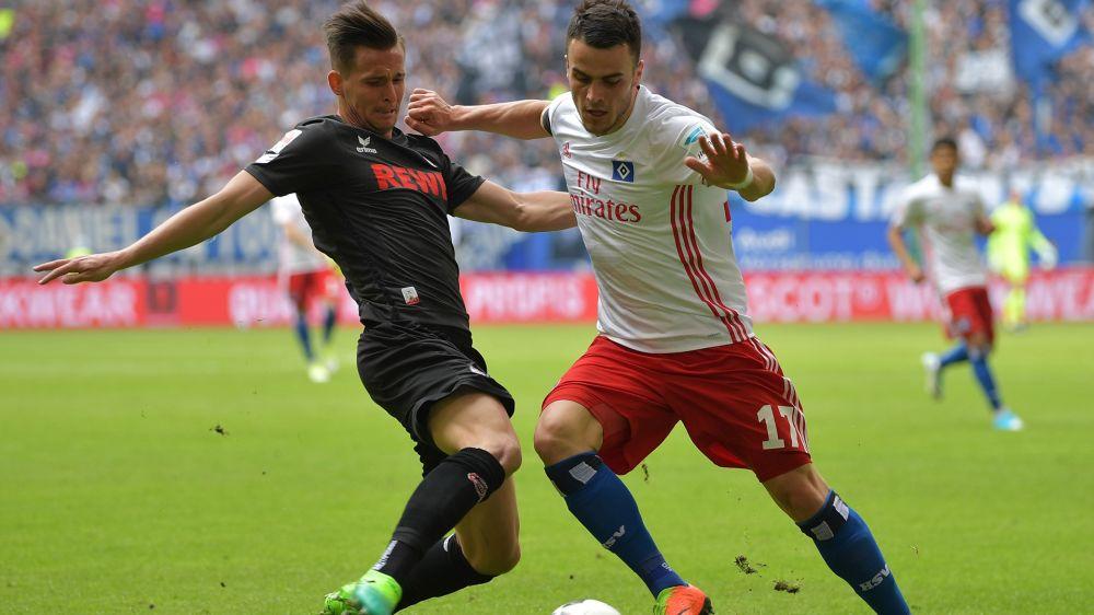 Umkämpftes Duell: Last-Minute-Holtby trifft zum Sieg gegen Köln