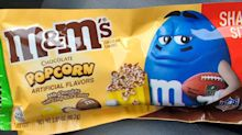 Popcorn-Flavored M&M's Have Been Spotted on Shelves, So It's Like Two Snacks in One
