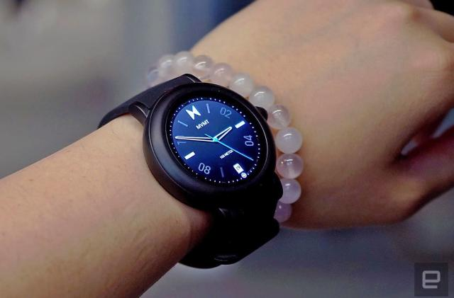 Wear OS watches get (slightly) useful interactive faces