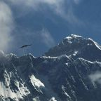 Stranded tourists flown to safety from foothills of Mount Everest