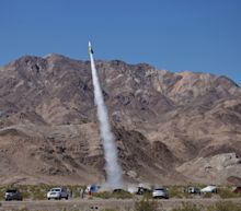 Daredevil 'Mad' Mike Hughes dies in homemade rocket launch
