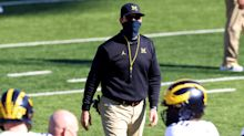 Someone needs to tell Jim Harbaugh that Michigan football just isn't that good