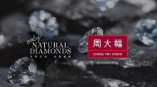 """Natural Diamond Council Announces Strategic Partnership with Chow Tai Fook Jewellery Group to Promote the """"Natural Diamonds Dream"""""""