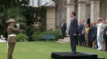 Australia-Indonesia restore full military ties