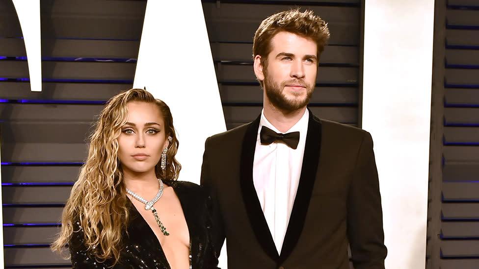 Miley Cyrus slams ex-husband Liam Hemsworth in song lyrics – Yahoo Lifestyle Australia