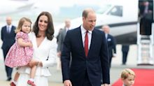 Kate Middleton & Prince William Attend Close Friend's Wedding — with George & Charlotte!