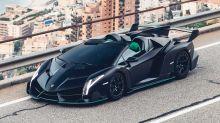 Lamborghini Veneno Roadster, all'asta a più di 5 milioni di euro