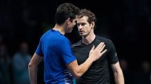 Milos Raonic comes up just short in thrilling ATP Tour Finals semi against Andy Murray