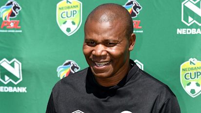 Maduka on Bloemfontein Celtic's chances for Nedbank Cup glory