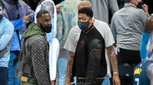 Anthony Davis could return Thursday for Lakers, LeBron James now doing 'light work'