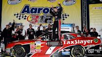 Victory Lane: Regan Smith