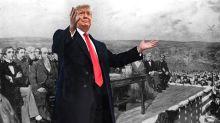 Donald Trump's incredible, amazing, world-class Gettysburg Address