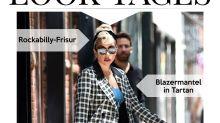 Look des Tages: Lady Gaga im Vintage-Style