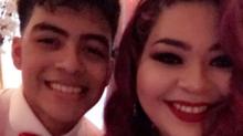 Conmovió a todos con esta pareja para su baile de graduación