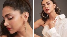 Get Festive With This Champagne Eye Make-up Look Of Deepika Padukone
