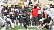 UCF makes statement to playoff committee with rout of Georgia Tech