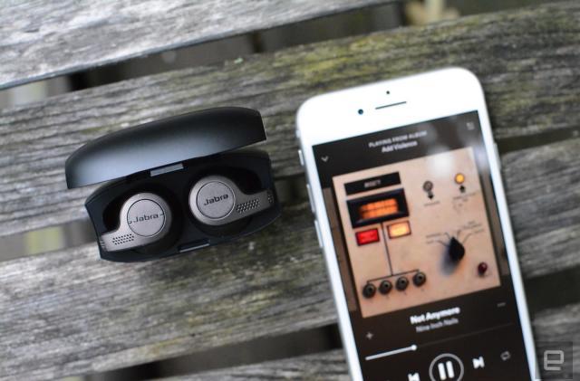 Jabra's Elite 65t are the most versatile headphones you can buy
