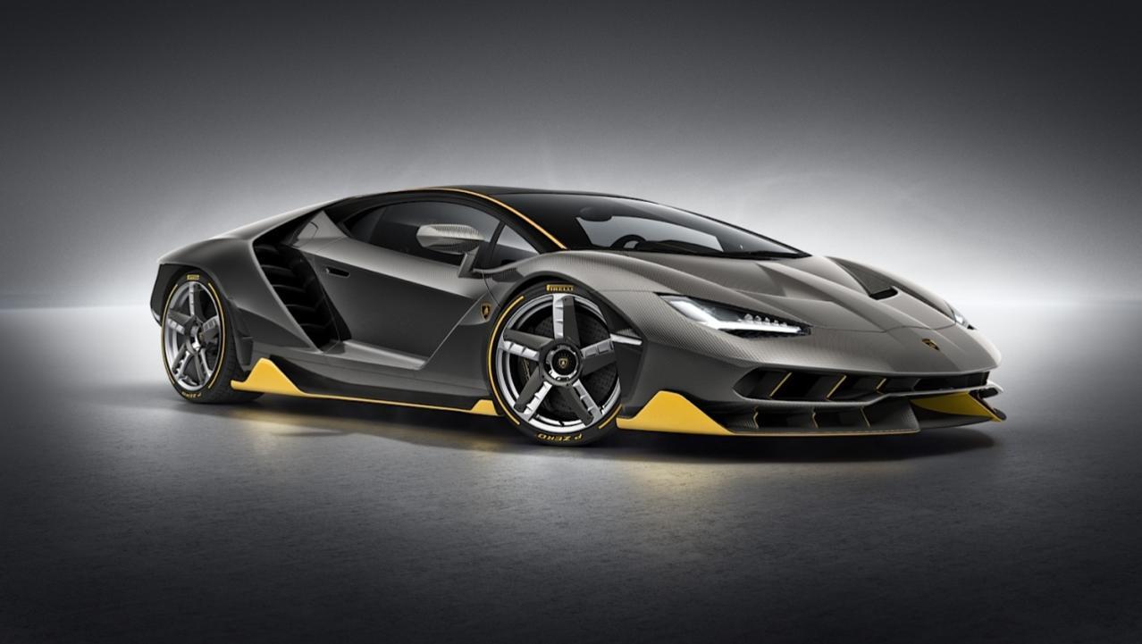 With The $1.9 Million Lamborghini Centenario, Peak Supercar Arrives